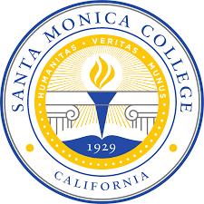 Santa Monica College of California Logo