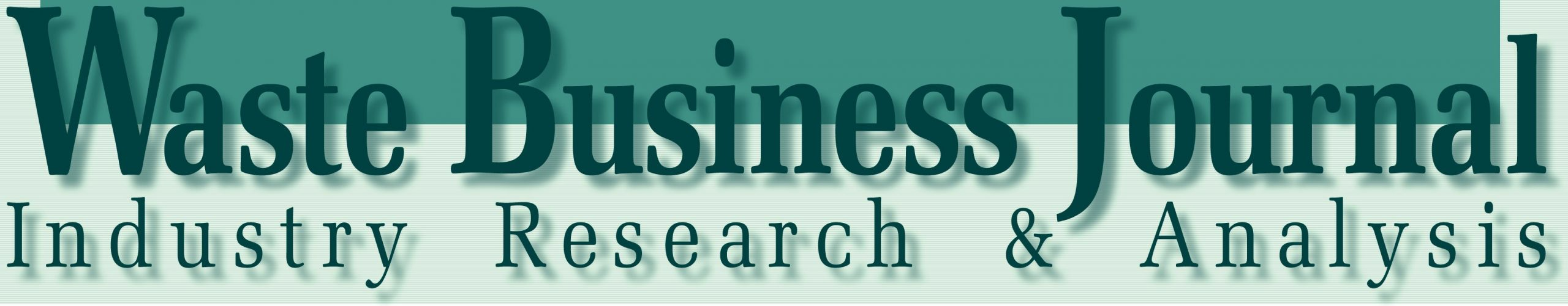 Waste Business Journal Logo